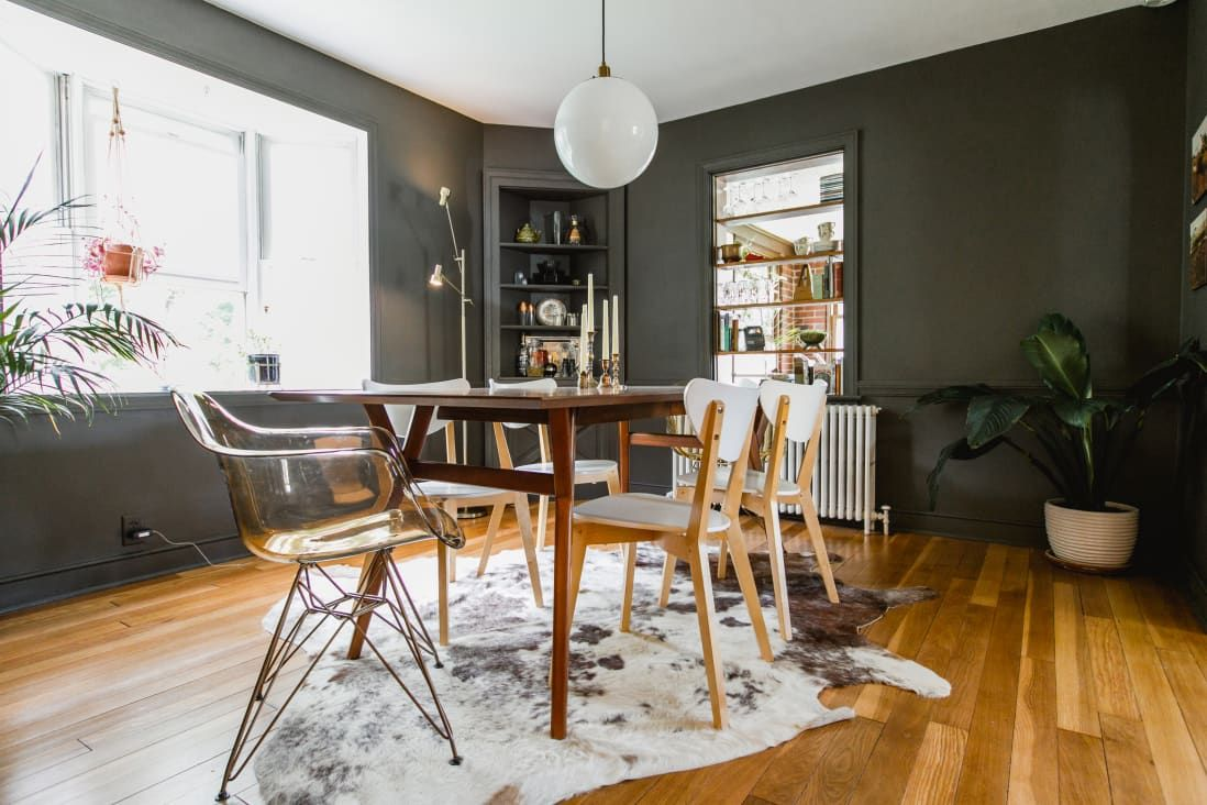 Decorate a Cohesive Dining Room